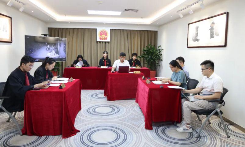 北京在明律师事务所成功举办第四期模拟法庭活动